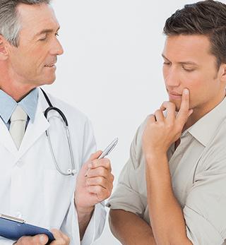 Лечение мужских заболеваний