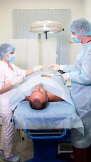 Многопрофильная клиника амбулаторной хирургии LeoMed — фото №9